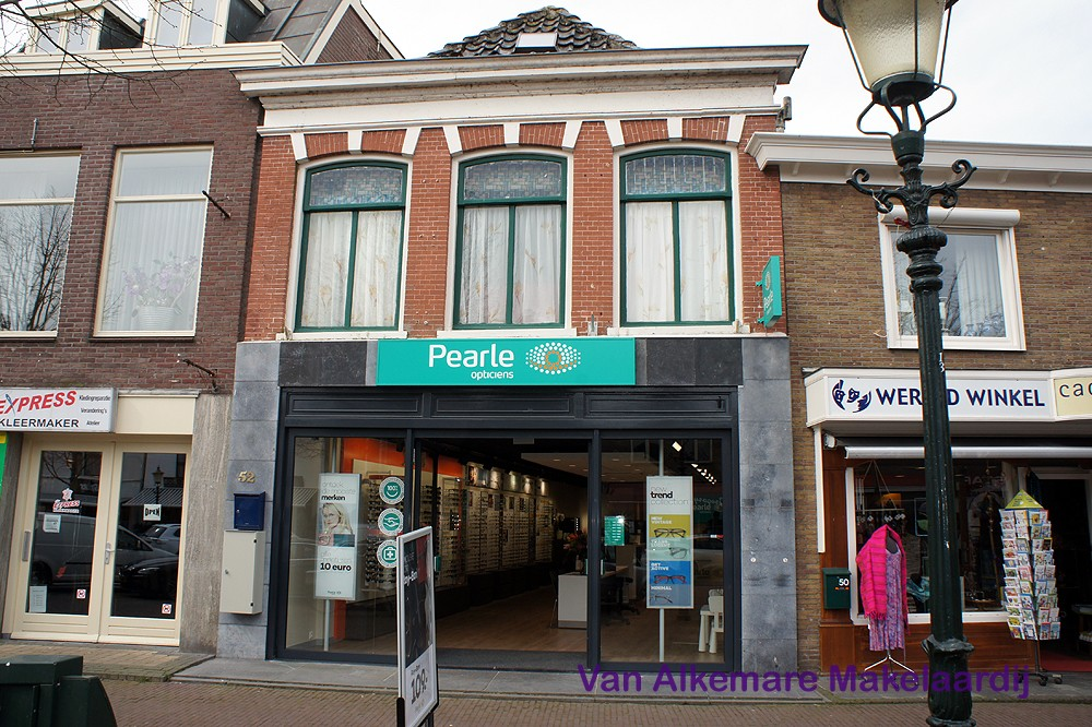 f98937c69f259a Te Koop Beleggingspand Nieuwstraat 52 Medemblik - Van Alkemare ...
